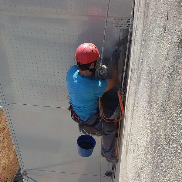 Trabajos verticales cartagena trabajos en altura for Trabajo de limpieza en murcia